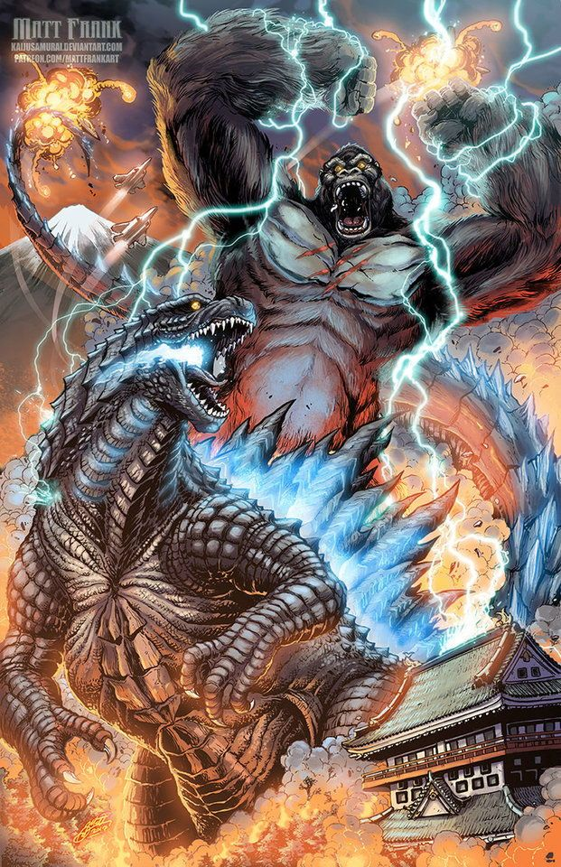 All aboard to the Kaiju Hype Train Express!!!