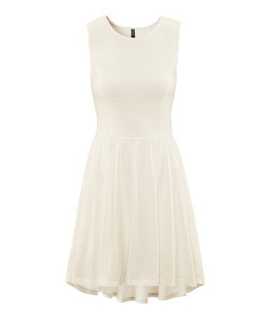 @Meredith T this may be my dress. Maybe. I'd dip-dye it into some moss/chartreuse, of course. It's only $12 & it fits beautifully.
