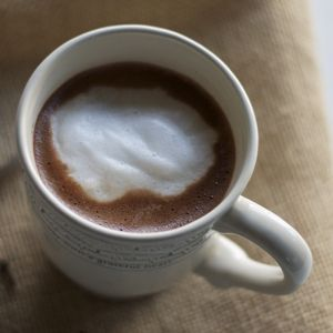 Chai Hot Cocoa | Love hot cocoa and chai? Now you can have the best of both worlds -- when the two are married in a cup! | TraditionalCookingSchool.com