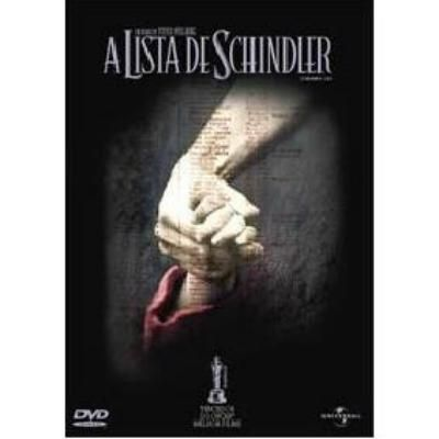 A Lista de Schindler (DVD)