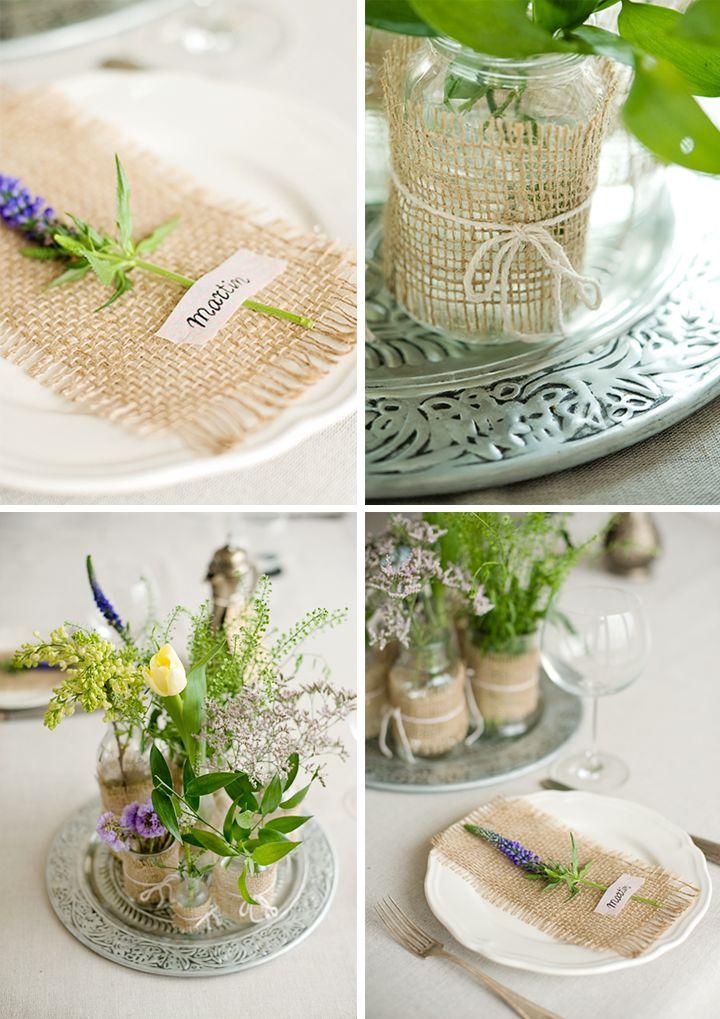 Spring Table Decoration // Пролетна декорация за маса | 79 Ideas