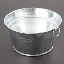 RND TIN BUCKET