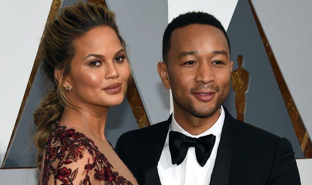 John Legend & Chrissy Teigen Welcome Their First Child Together #Entertainment #News