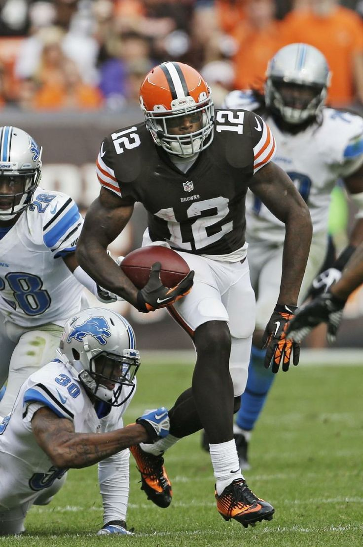 cleveland browns wide receiver josh gordon we need you back my friend
