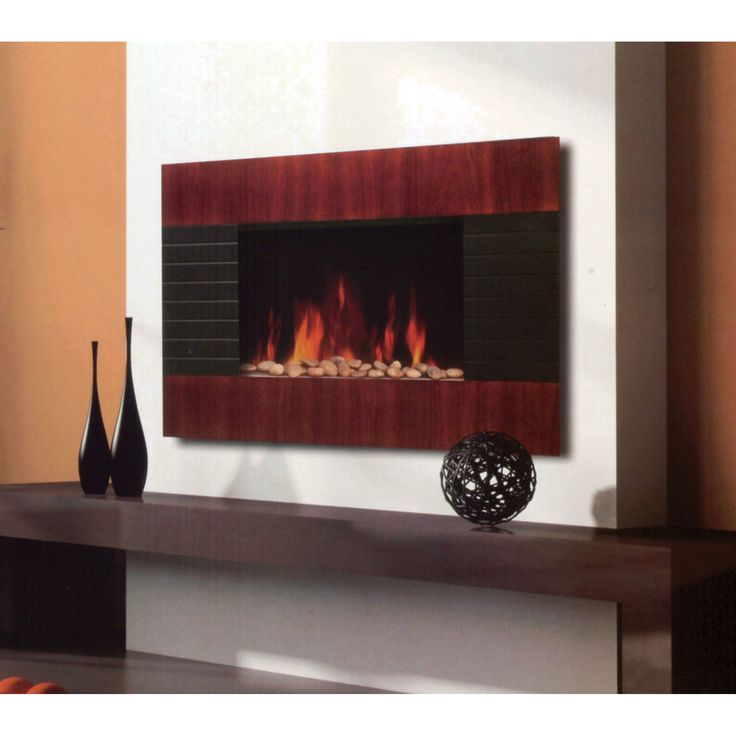 9 best Wall FIreplace images on Pinterest | Fireplace ideas, Wall ...