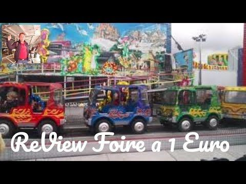 Review Foire A 1 Euro Huy 2017