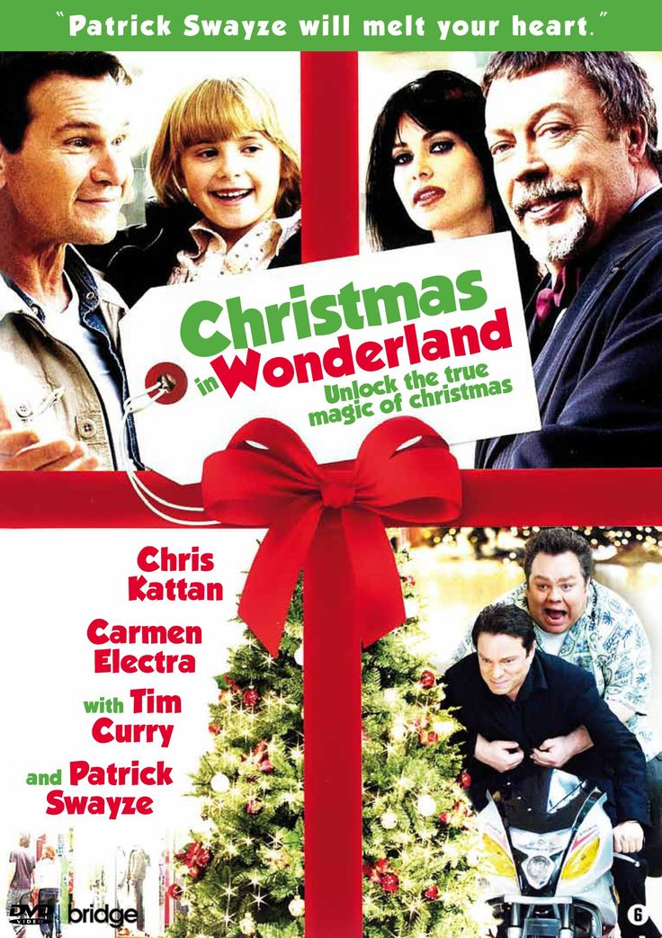 Christmas in Wonderland Christmas movies, Wonderland