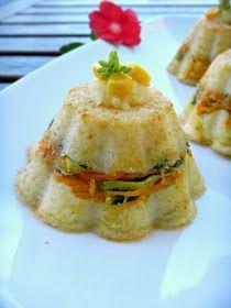 DOLCEmente SALATO: Scrigni di patate con cuore di verdure