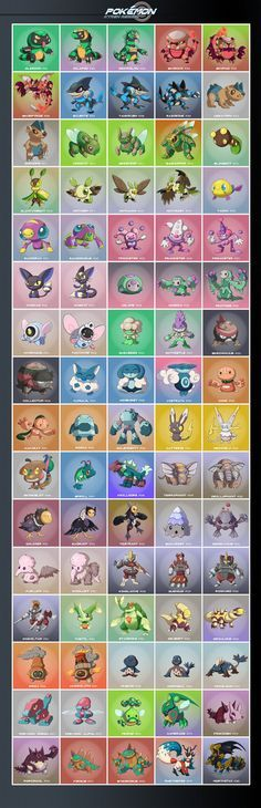 At last, the Pokedex for the Kyren Region is 100% complete! Woot. Made it. It's short, I know, but I'm surprised at how fast I made it through, considering how busy my life has been with other proj...
