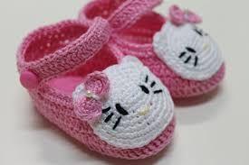 Resultado de imagen para sapatinho de bebe de croche