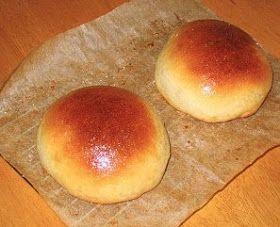 Pão de batata sem glutem
