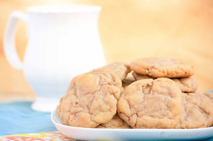 Chai Spiced Soft Chewy Brown Sugar Cookies Recipe