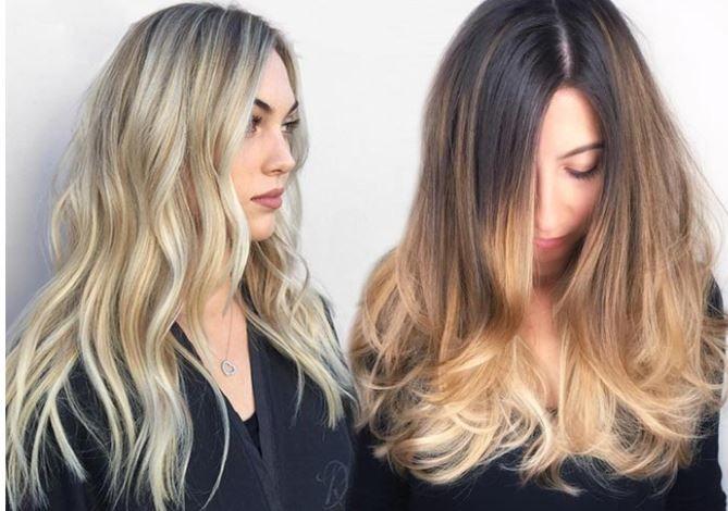 bayan katlı saç modelleri 2017