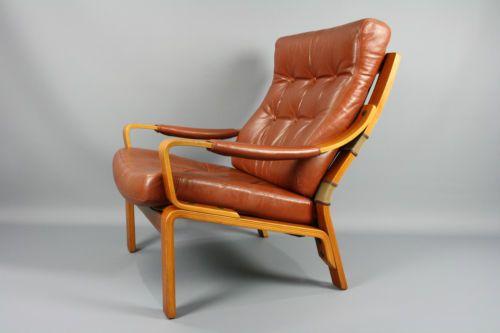 Mid Century Tessa T6 Armchair Retro Vintage Fred Lowen