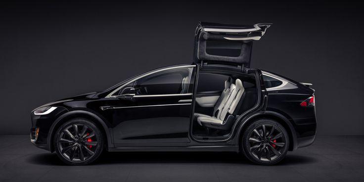 2018 Tesla Model X Overview
