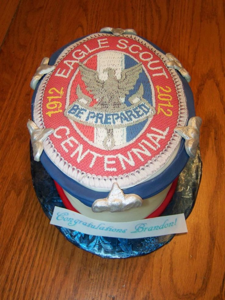 eagle scout cake 29 best images about scouting cakes on eagle 3783