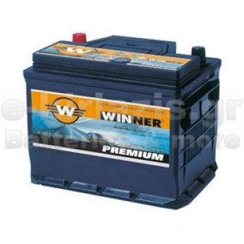 Μπαταρία αυτοκινήτου Winner Premium 59018 - 12V 90Ah - 750CCA(EN) εκκίνησης