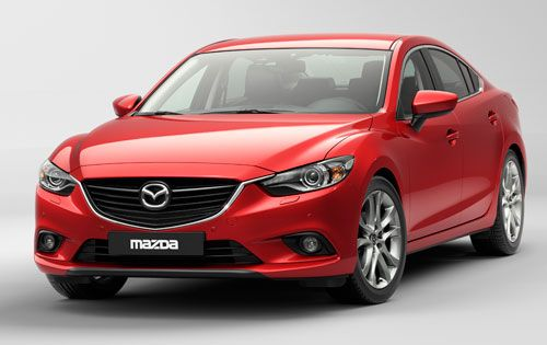 2014 Mazda 3 Speed