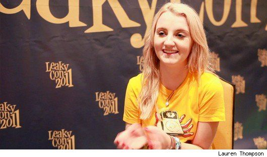 Evanna Lynch Reveals Who Else She\'d Want to Play in the Potter-verse (VIDEO)
