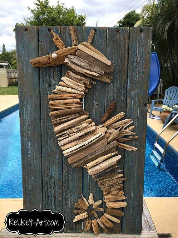 17 meilleures id es propos de signes de bois flott sur for Creation avec bois flotte