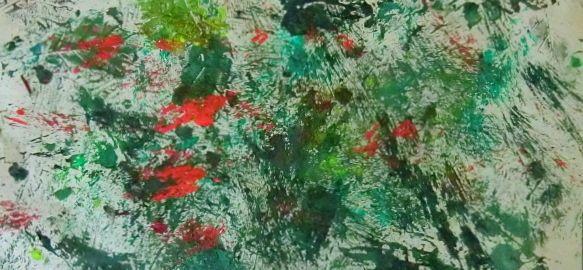 Bohatství barev lesa
