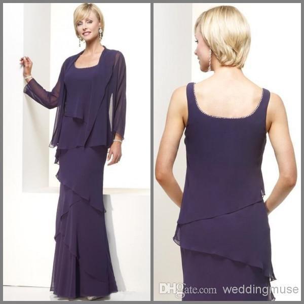 Grey 2016 Jasmine Mother Of The Bride Dresses Elegant