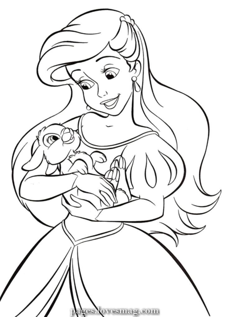 Charismatic Coloring Pages Princess Disney Mermaid Coloring Pages Ariel Coloring Pages Disney Princess Coloring Pages