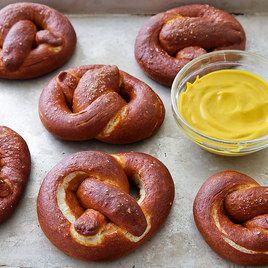 Soft Pretzel Recipe America S Test Kitchen