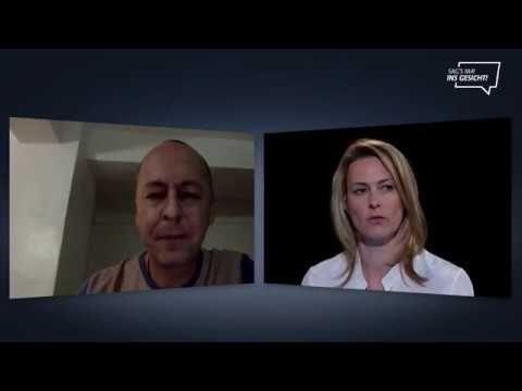 """Anja Reschke (ARD) zu mir: """"Ich lüge natürlich nicht."""" Doch! Entlarvt! - YouTube"""