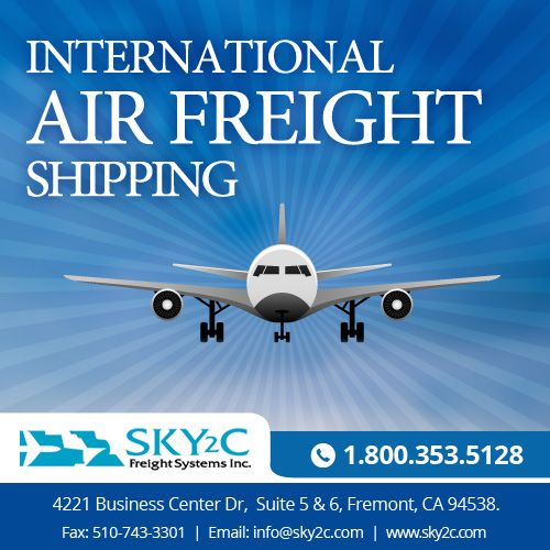 Sky2c Freight System specializes in the International‬ ‪‎Air‬ ‎Freight‬ ‎Shipping‬ and Moving‬ for #Personal #Goods