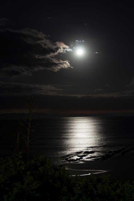 Jeffreys Bay Moon