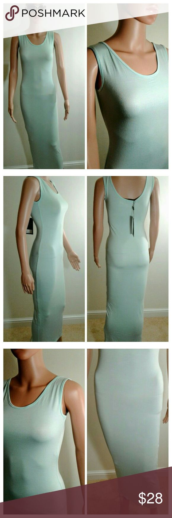 missguided ❤ & Fashion Dress Missguided ❤ & Fashion maxi dress... NWT   * Color: Mint  * 95% Viscose  * 5% Elastane  * (2)Available / Both Size 6 * (1) Mint  (1) Cream  PRICE TO SALE if you are interested in the cream it is posted separately.. missguided ❤Fashion  Dresses Midi