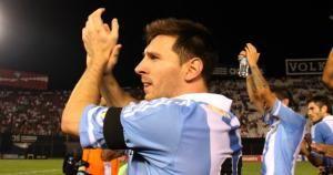 Lionel Messi espera levantar la Copa del Mundo en su tercer Mundial. May 20, 2014