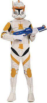Rubie's Star Wars Clonetrooper Commander Cody Box Costume di Star Wars: confronta i prezzi e compara le offerte su idealo.it