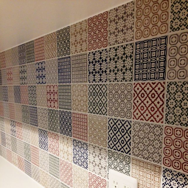 mrit.さんの、新築,名古屋モザイクタイル,和モダン,Kitchen,のお部屋写真