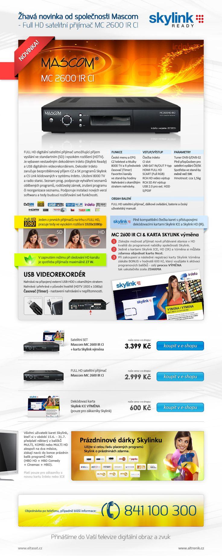 Mascom MC 2600