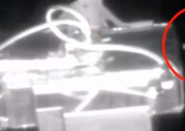 NASA Live Feed Mysteriously Cuts As 'Six Large UFOs' Creep Past The International Space Station