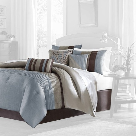 I pinned this 7 Piece Brianne Comforter Set from the Beautiful Bed event at Joss and Main!Dreams Bedrooms, Bedrooms Closets, Brianne Comforters, Beds Events, Dreams House, Beds Sets, Comforters Sets, Bedrooms Ideas, Beautiful Beds