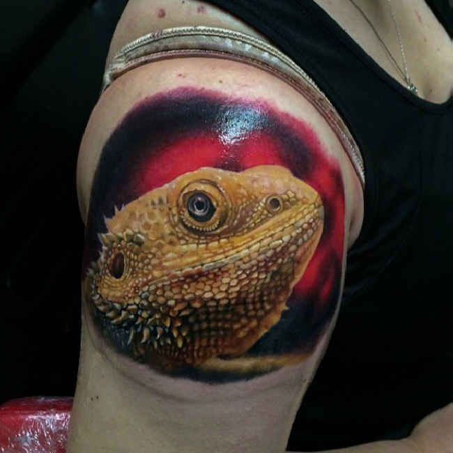 Chameleon Outline Tattoo: 10+ Images About Tattoos On Pinterest