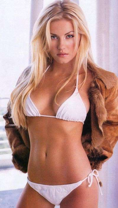 Elisha Cuthbert is a Wolf or Something