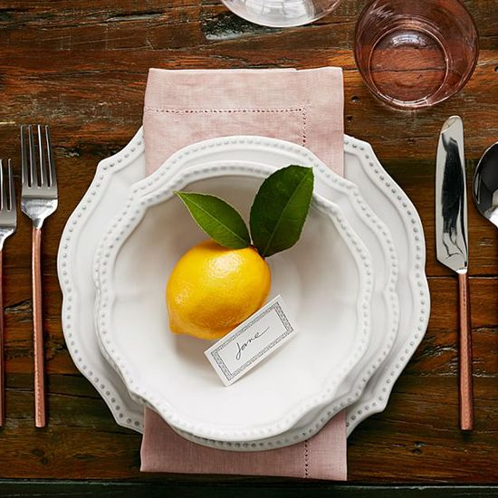 Deal of the Day: $40 Off Leila 16-Piece Dinnerware Set
