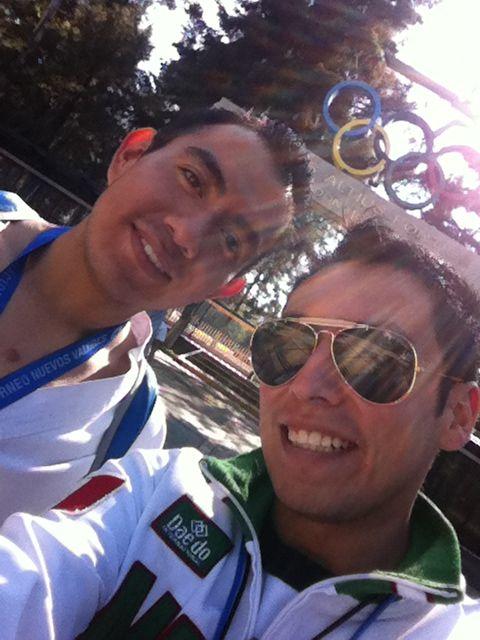 #Taekwondo Comite Olimpico Mexicano