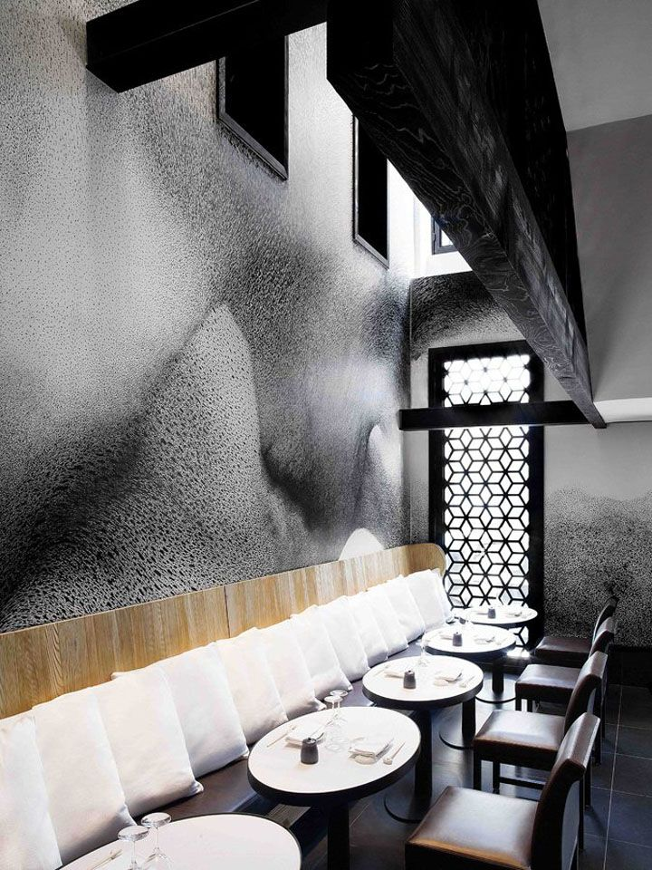 Kinugawa Japanese restaurant by Gilles & Boissier, Paris hotels and restaurants