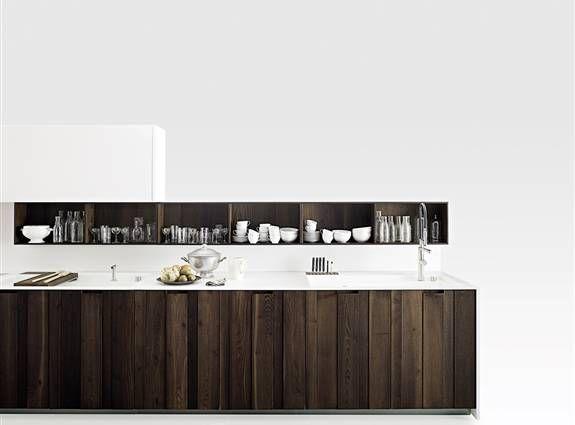 Boffi Kitchen Aprile Wood