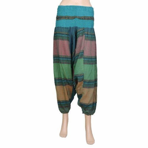 Amazon.com: Casual Pants Cotton Harem Costume Indian Clothing For Women: Clothing