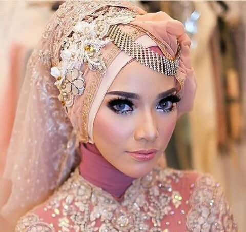 Indonesia muslim bride
