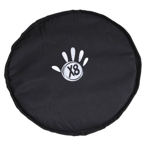 X8 Drums & Percussion X8-COVER-3L Waterproof Padded Djembe Hat, Large by X8 Drums & Percussion. $13.77. The djembe hat is constructed of heavy material with an elastic band around the base for a secure and snug fit. The top of the hat has foam padding & is waterproof for extra protection.