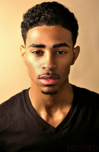 Hairstyles For Curly Hair Black Guys : This is dope. black men haircuts. pinterest haircuts and