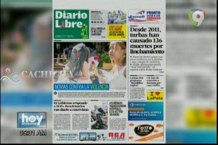Infórmate Con Las Portadas De Los Principales Periódicos Del Día De Hoy 25 De Octubre Del 2017