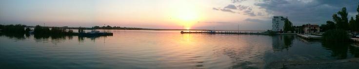 Mamaia sunset